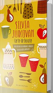 25x carti de bucate de Silvia Jurcovan