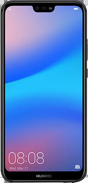 25x smartphone Huawei P20 Lite