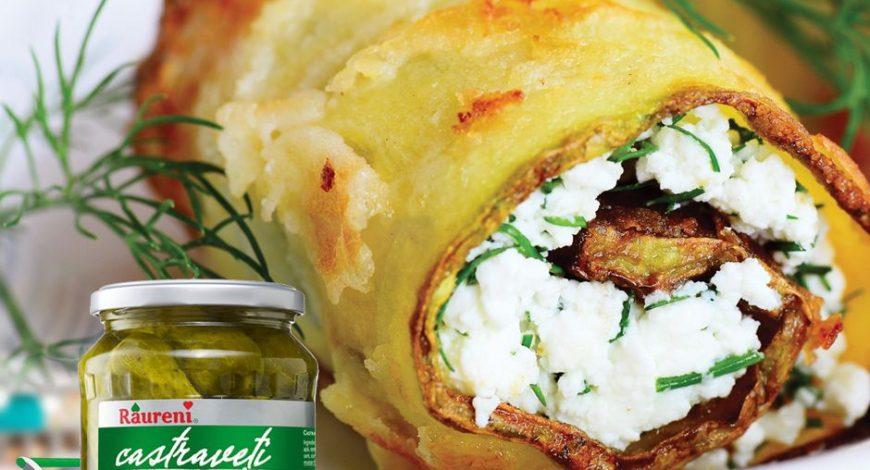 Rulouri-de-zucchini-cu-brânză