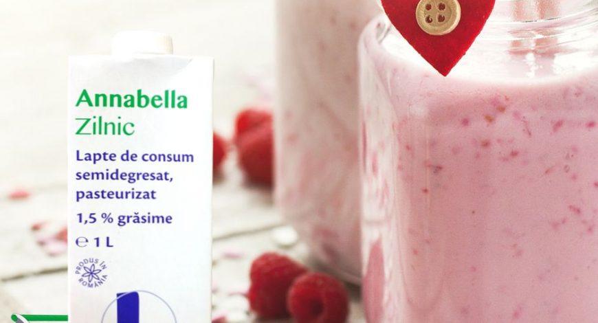 Milkshake-cu-căpșune