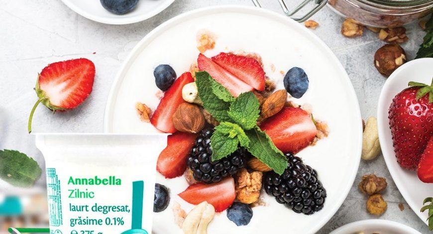Mic-dejun-cu-iaurt
