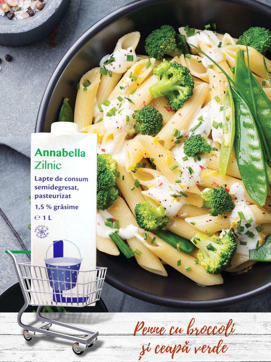 Penne-cu-broccoli-și-ceapă-verde