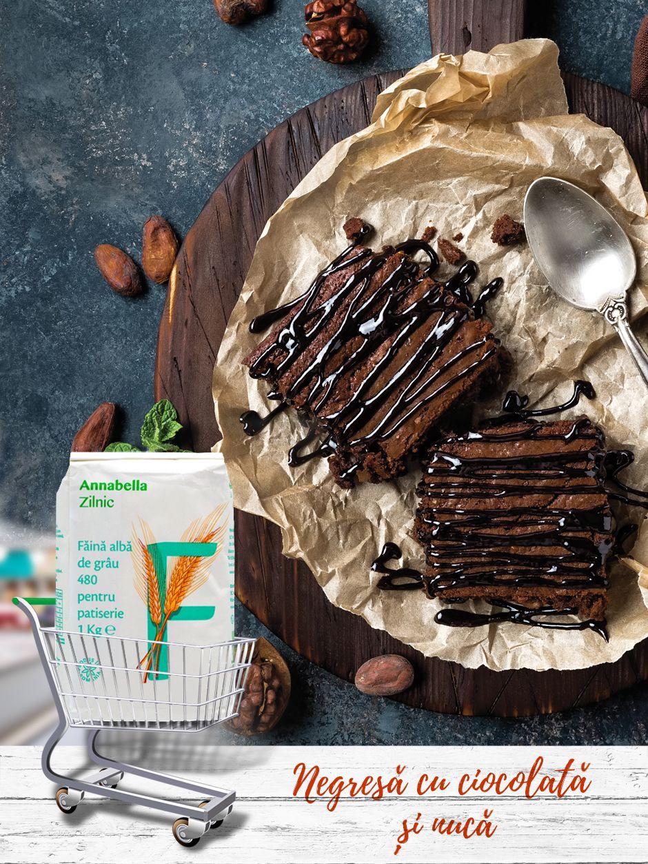 Negresă-cu-ciocolată-și-nucă