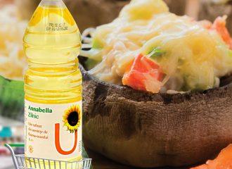 Ciuperci-umplute-cu-mozzarella